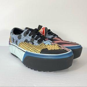 Vans x Nightmare Before Christmas Era Stacked Shoe